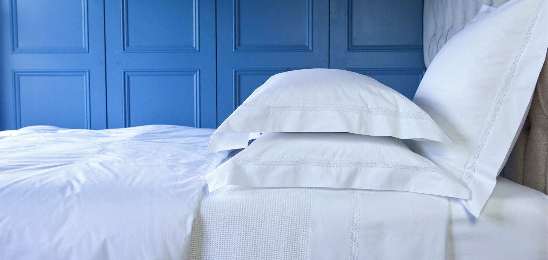 Luxury Bed Linen to beat lockdown fever