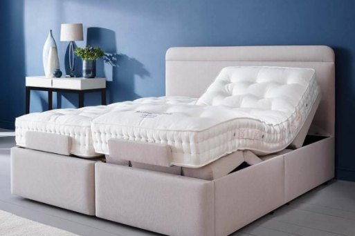 Vispring adjustable mattress