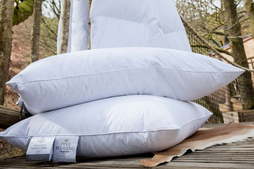 quality Fine Bedding Company Pillows