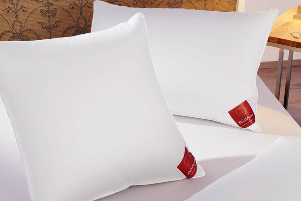 Brinkhaus Pillow Made With Goose Down