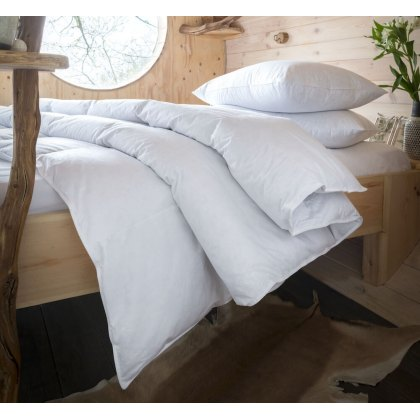 Goose Feather & Down Duvet by The Fine Bedding Company (Tog: 13.5)