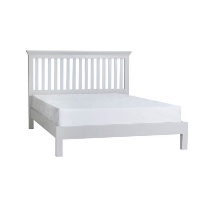 Hambledon Fully Painted Slat Bed (Low Foot End)