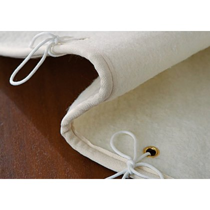 Mattress Pad for slatted bases by Vispring