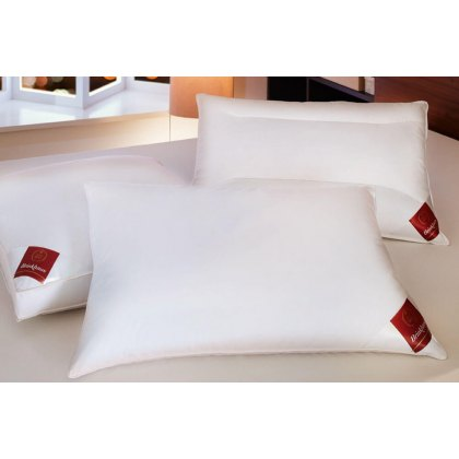 Premier Hungarian Goose Down Pillow by Brinkhaus