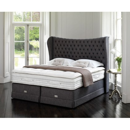 Royal Comfort Eminence Bed by Hypnos