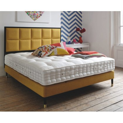 Shallow Pocket Spring Divan Base by Hypnos