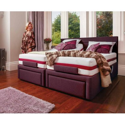 Sherborne Dorchester Head and Foot Adjustable Divan Base