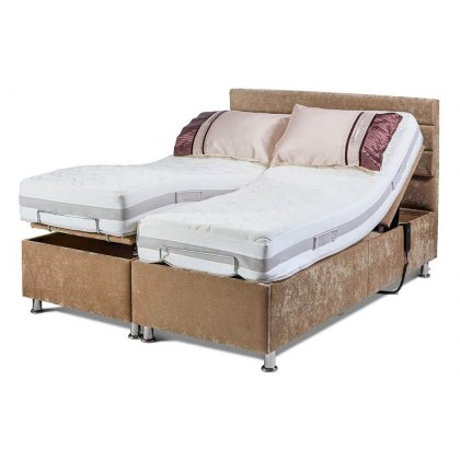 Sherborne Hampton Head and Foot Adjustable Divan Base