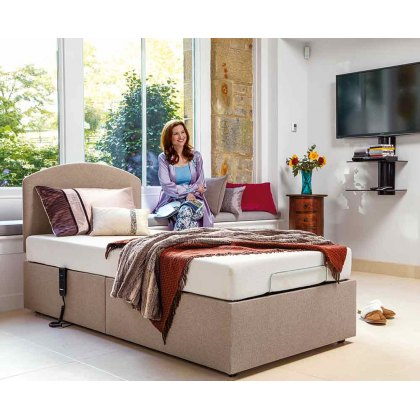 Sherborne Regency Head and Foot Adjustable Divan Base