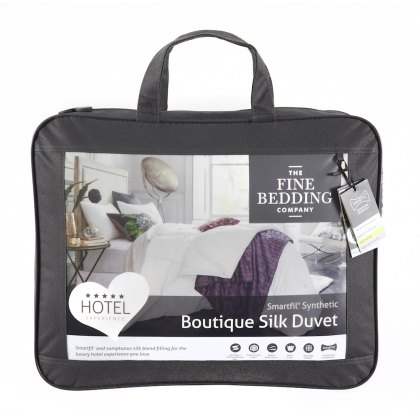 Boutique Silk Duvet by The Fine Bedding Company (Tog: 4.5)