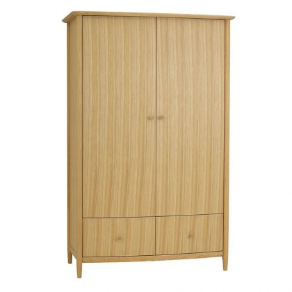 Anais Wardrobe 2 drawers