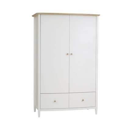 Elise Wardrobe - 2 drawers