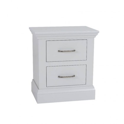 Hambledon Fully Painted Large Bedside Chest - 2 Drawer