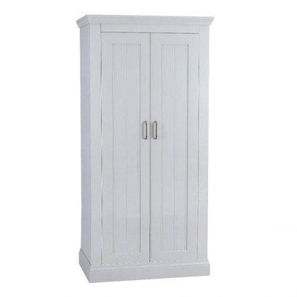 Hambledon Fully Painted Narrow Ladies Wardrobe