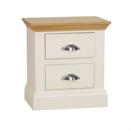 Hambledon Large Bedside Chest - 2 Drawer