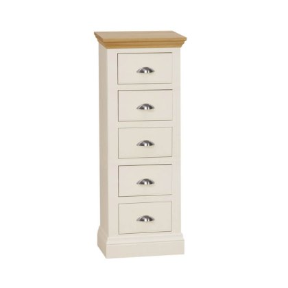 Hambledon Narrow Chest - 5 Drawer