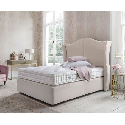 Willow Natural Sublime Divan Bed by Hypnos