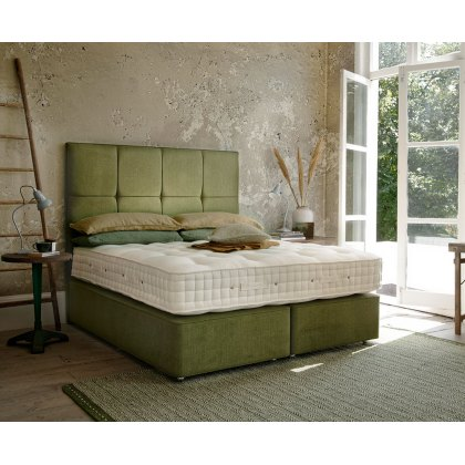 Wool Origins 8 Mattress by Hypnos - 180cm x 200cm Super King, Medium STOCK