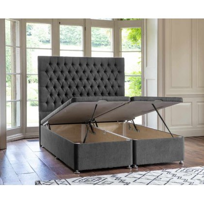 Ottoman Storage Divan Base by Gallery
