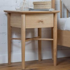 Anais Bedside Chest - 1 Drawer