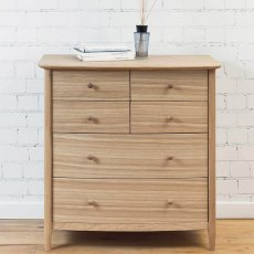 Anais Chest of Drawers - 2+4 Drawer