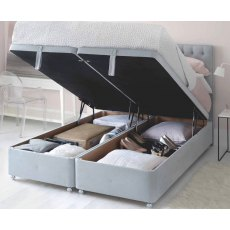 Super Storage Ottoman Divan Base by Hypnos