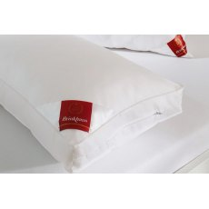 The Bauschi Lux Side Sleeper Pillow by Brinkhaus
