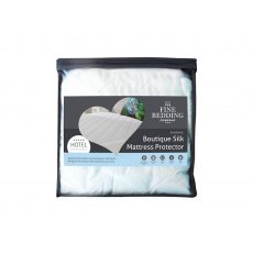 Boutique Silk Mattress Protector by The Fine Bedding Company