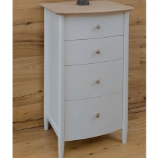 Elise Chest of Drawers - 4 Drawers