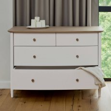 Elise Chest of Drawers - 4 Drawers (2 + 2)