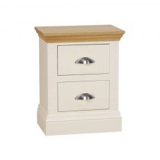 Hambledon Bedside Chest - Small 2 Drawer