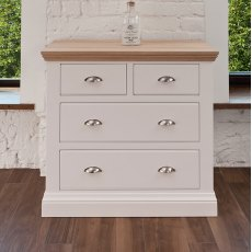 Hambledon Chest of Drawers - 2+2 Drawer