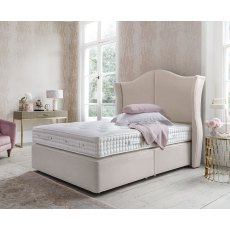 Willow Natural Sublime Mattress by Hypnos