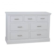 Hambledon Fully Painted 7 Drawer Chest of Drawers