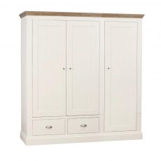 Hambledon Triple Ladies Wardrobe