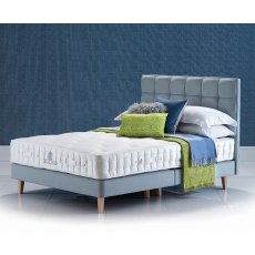 Hazel Natural Deluxe Divan Bed by Hypnos