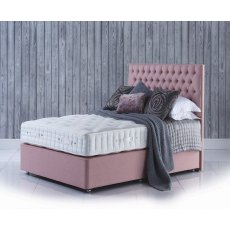 Orthos Elite Cashmere Divan Bed by Hypnos