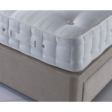 Orthos Elite Wool Divan Bed by Hypnos