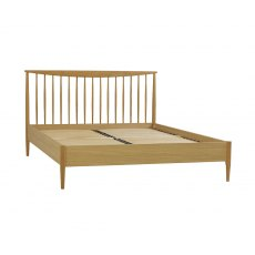 Anais Slatted Bed Frame (Low Foot End)