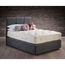 Wool Origins 10 Divan Bed by Hypnos