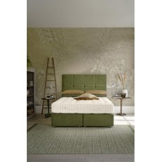 Wool Origins 8 Divan Bed by Hypnos