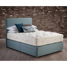 Wool Origins 6 Divan Bed by Hypnos