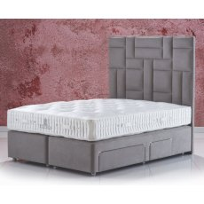 Deep Pocket Spring Divan Base by Hypnos