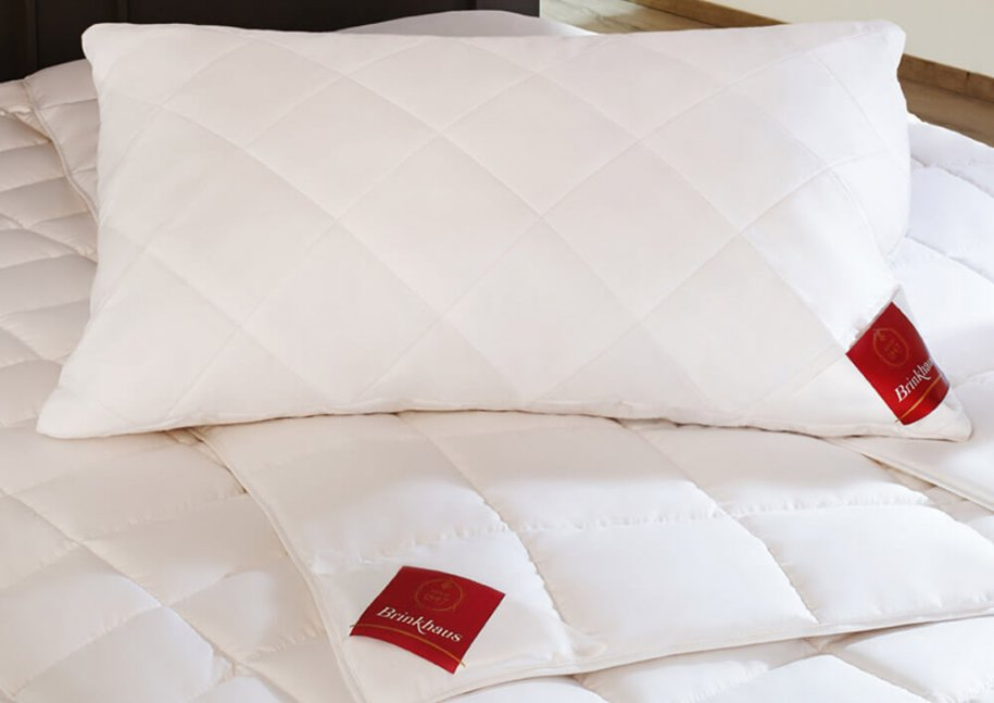 Brinkhaus MORPHEUS® Cotton 95°C Mattress Protector by Brinkhaus