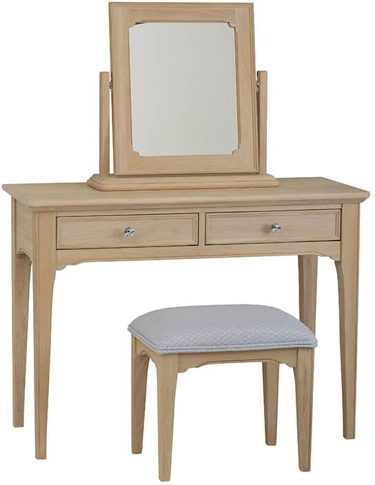 snuginteriors New England Oak Dressing Table