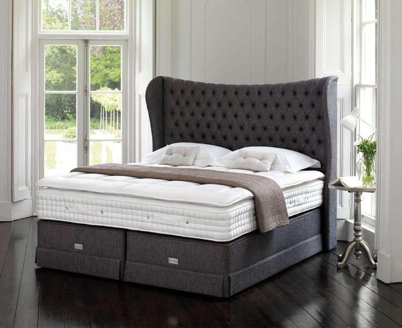 Hypnos Royal Comfort Eminence Mattress & Topper by Hypnos