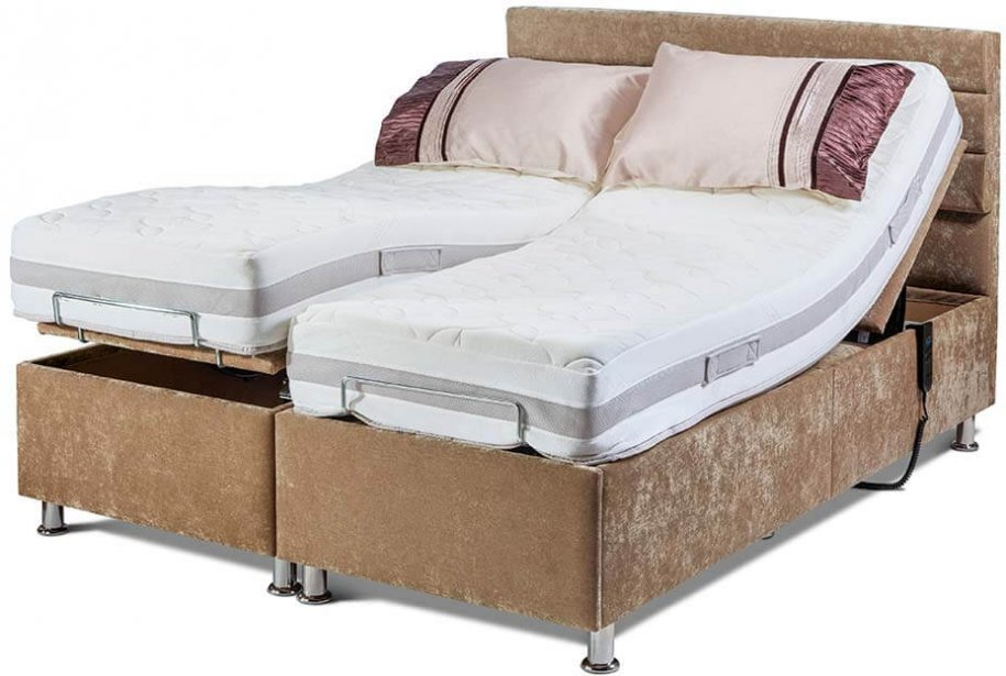Sherborne Sherborne Hampton Head and Foot Adjustable Divan Base