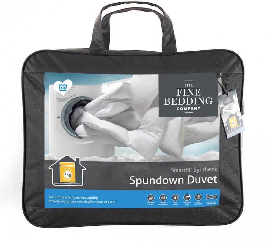 The Fine Bedding Company Spundown Duvet by The Fine Bedding Company (Tog: 10.5)