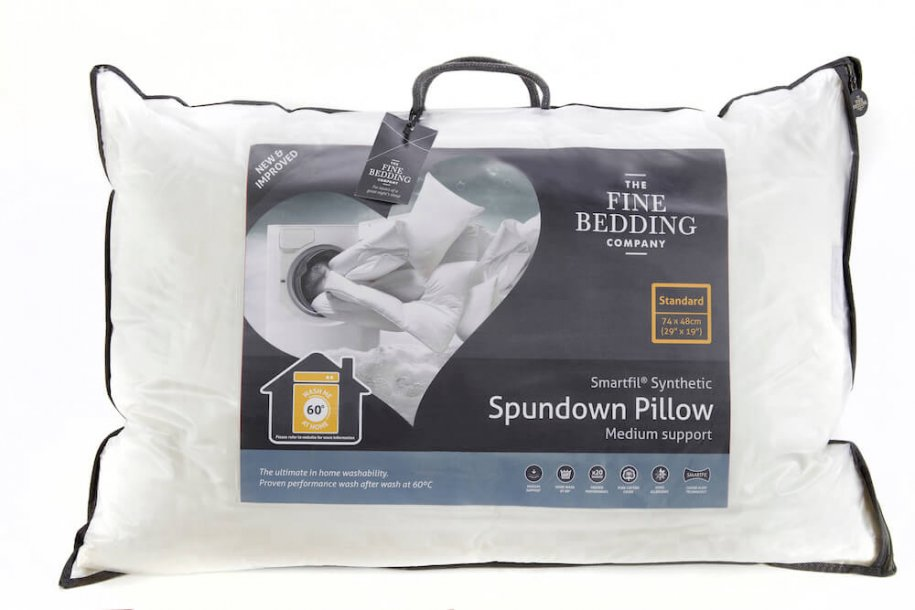 Spundown Pillow by The Fine Bedding Company
