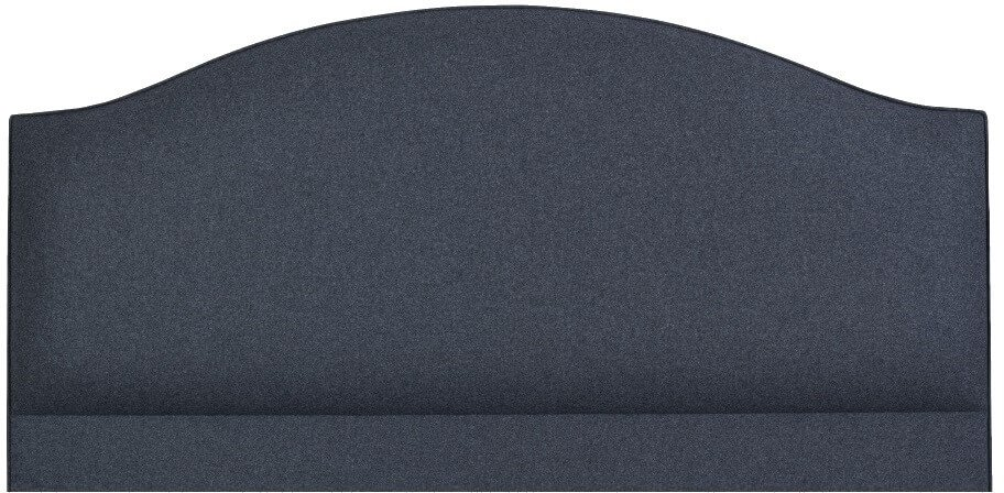 Vispring Clabon Headboard in Grey